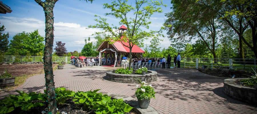 10 Beautiful Outdoor Wedding Venues in the GTA Oudalova Events