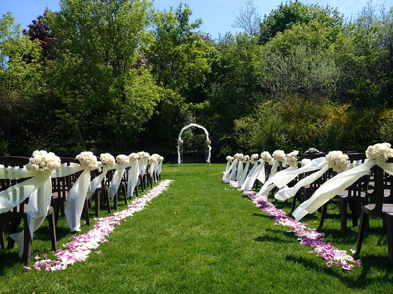 10 Beautiful Outdoor Wedding Venues In The GTA