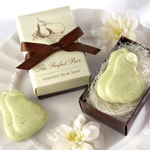 http://www.beau-coup.com/perfect-pair-pear-soap-favor.htm