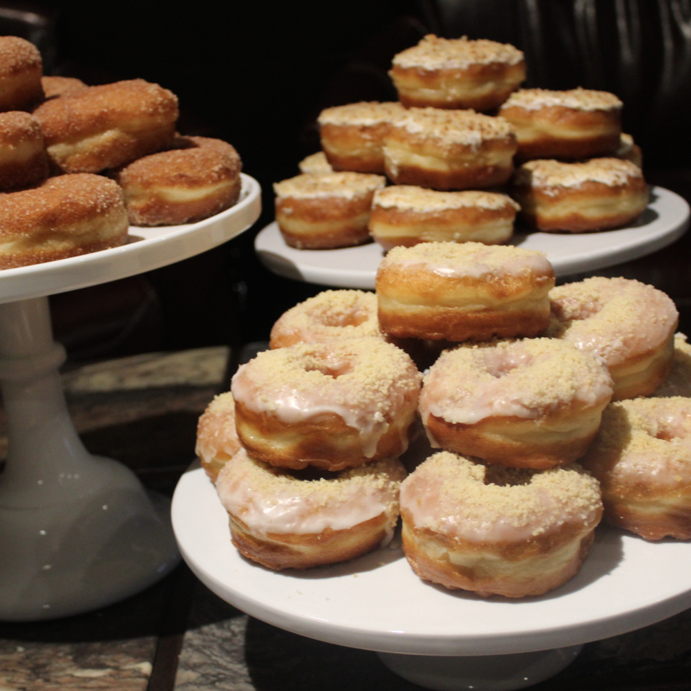 Donuts on Donuts!!!