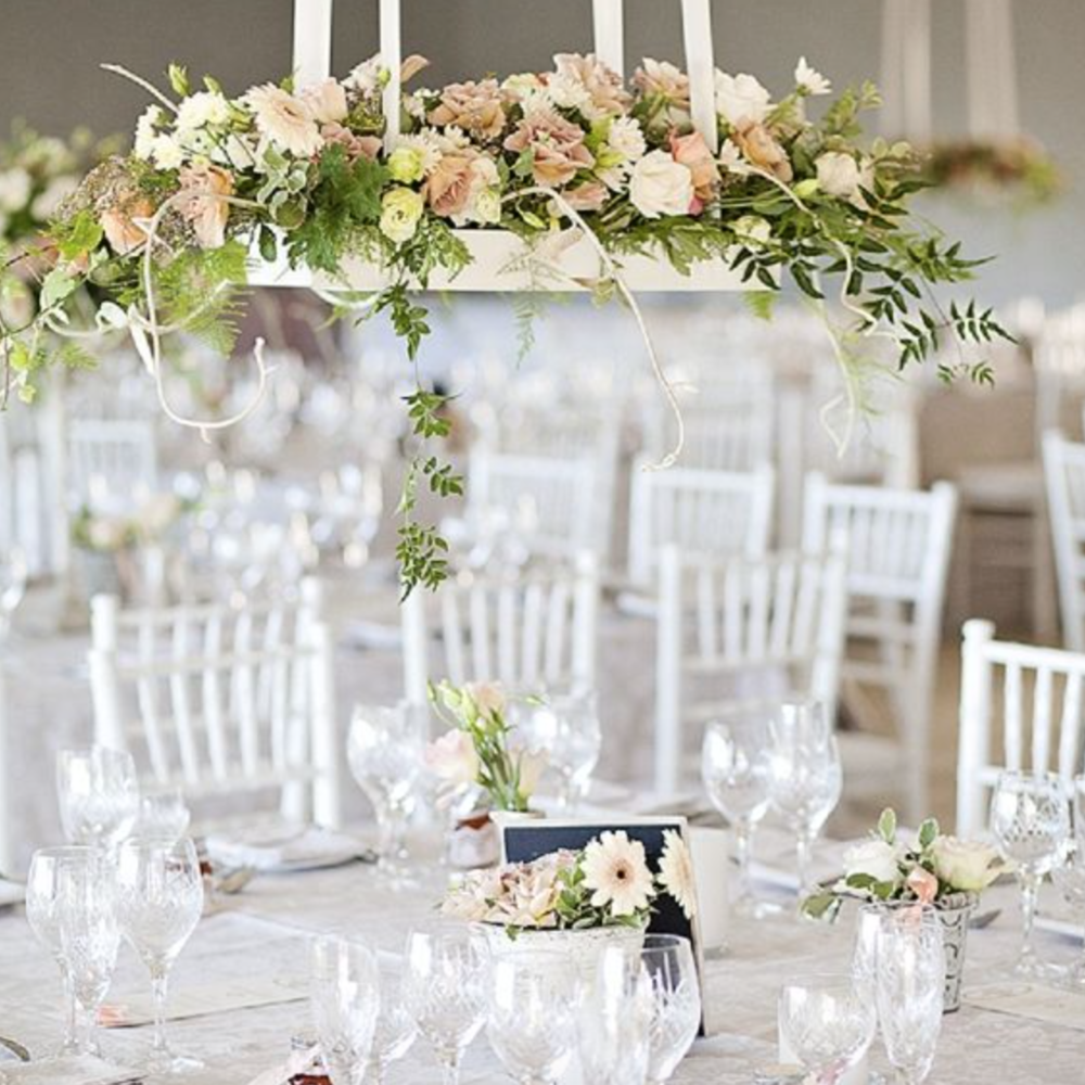 Photography: Fiona Clair Flowers & Decor: Talloula