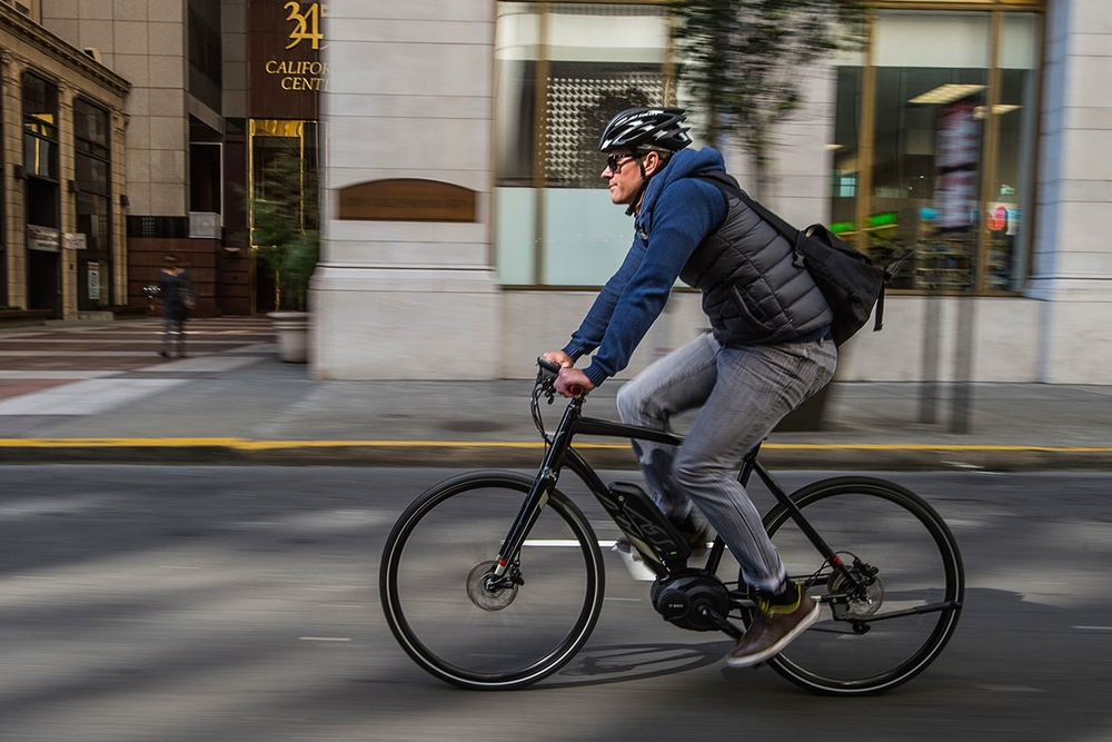 Felt Electric Sporte - a 38 pound e-bike