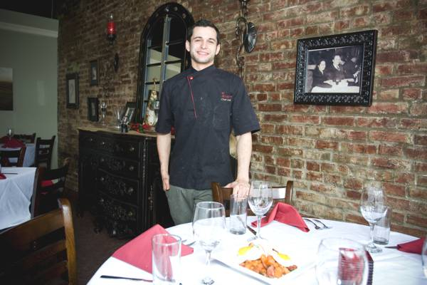 Meet Chef Josh
