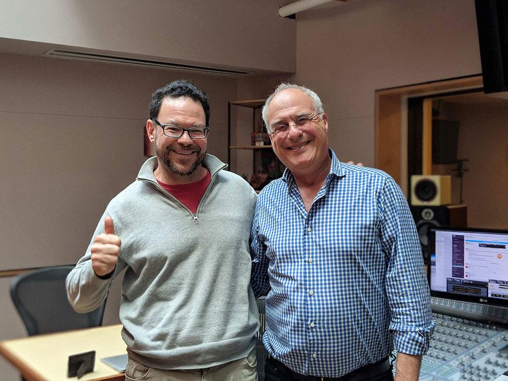 Mark Bittman with Bob