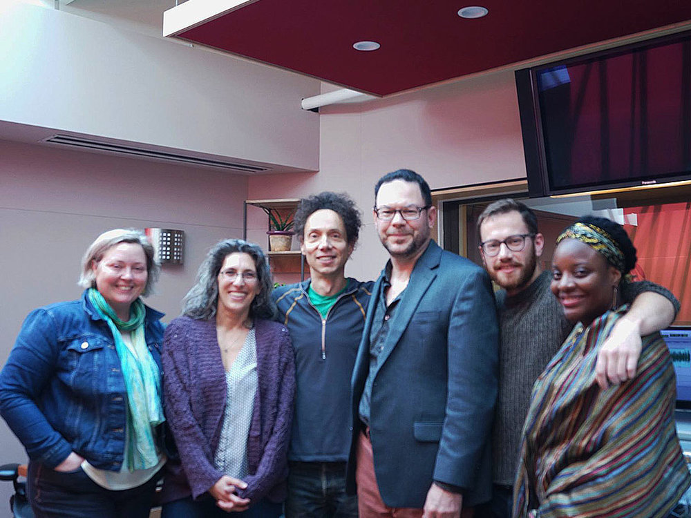 Malcolm Gladwell and Slate