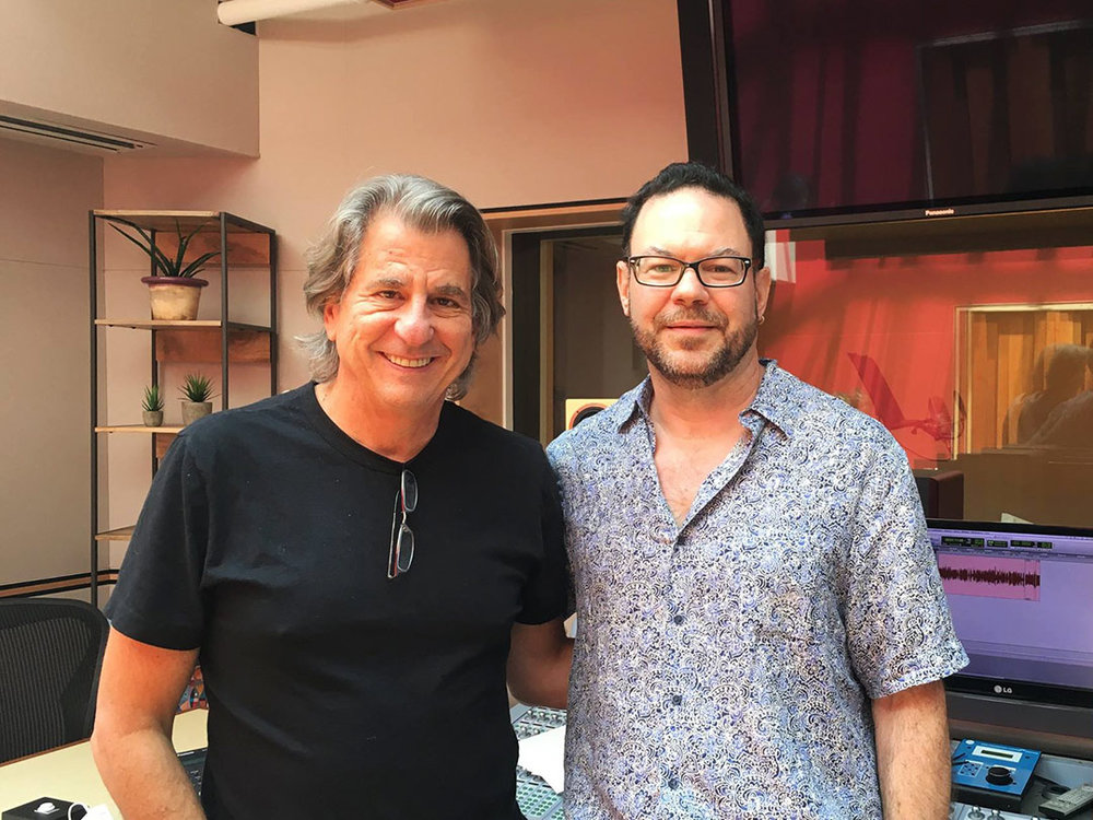 David Rockwell with Bob