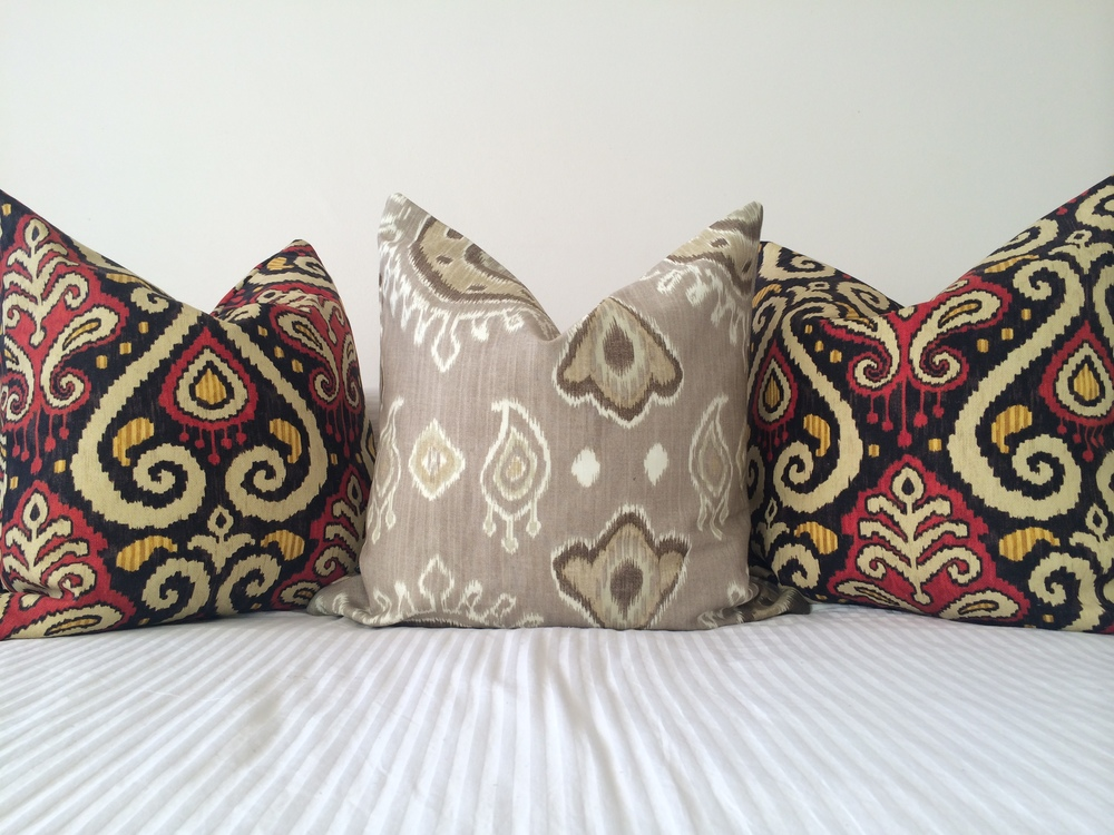 Tribal / cushions
