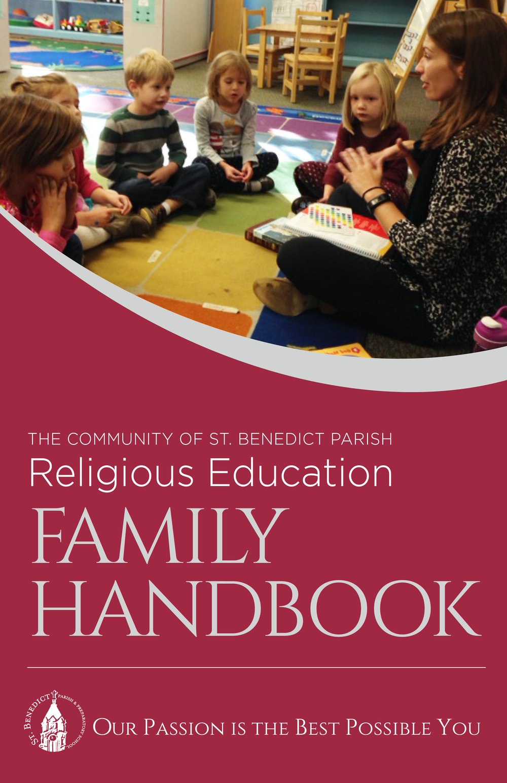 click here for re family handbook