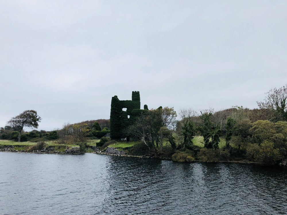 On the River Corrib we come across many ancient landmarks, including castles!