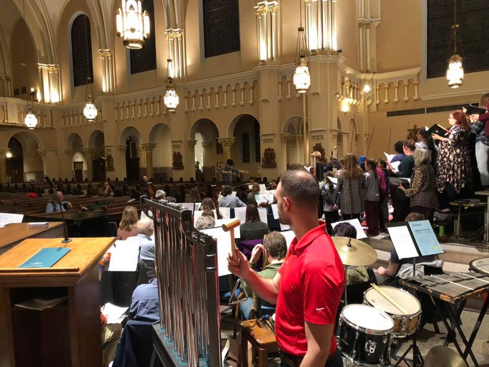 Concert Dress Rehearsal 12.12.18