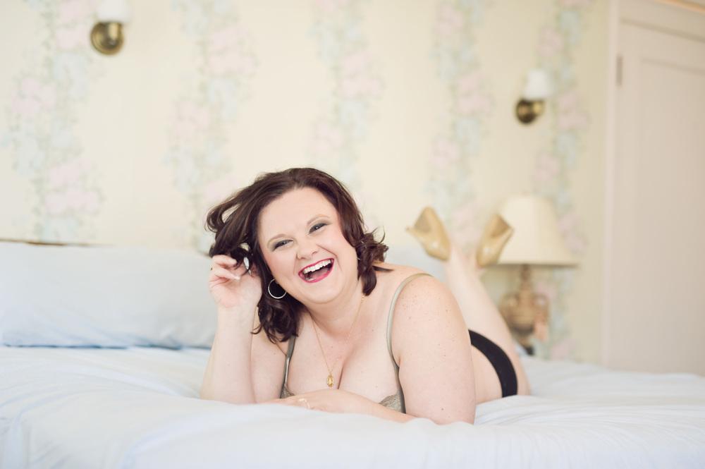 playful boudoir