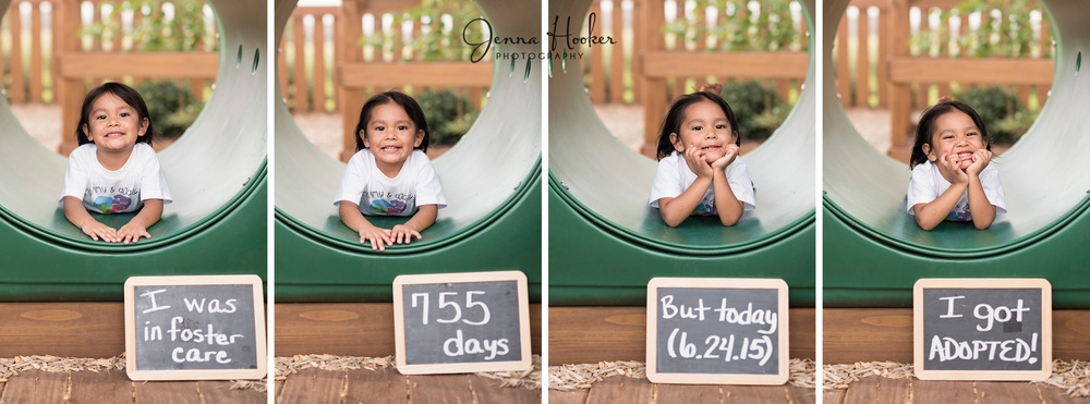 adoption photography ideas