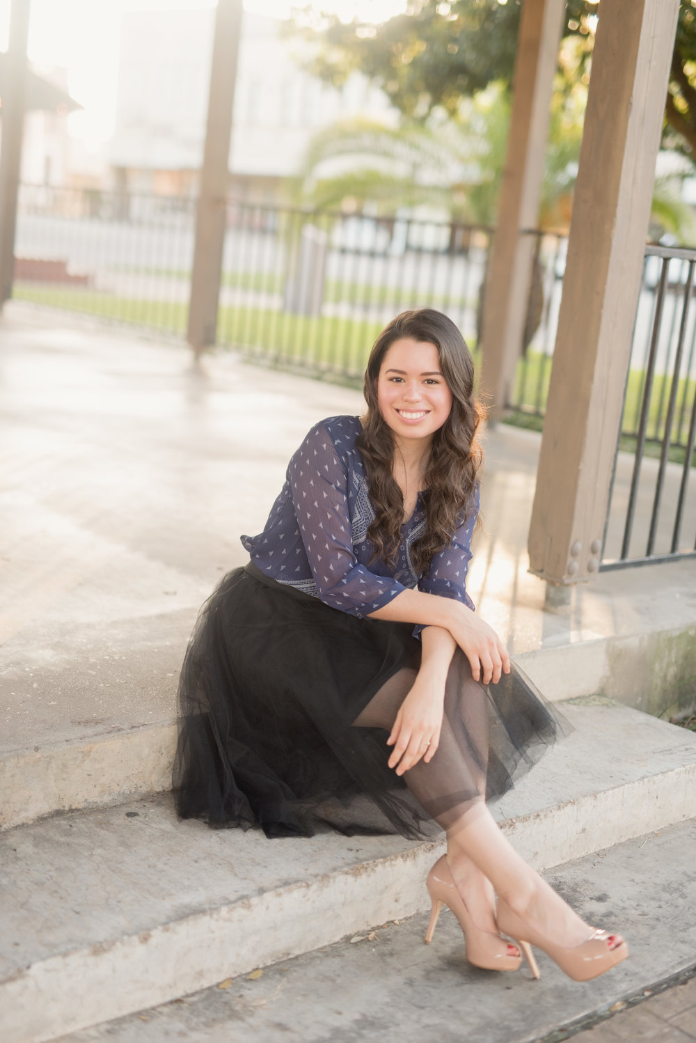 el campo high school senior photographer