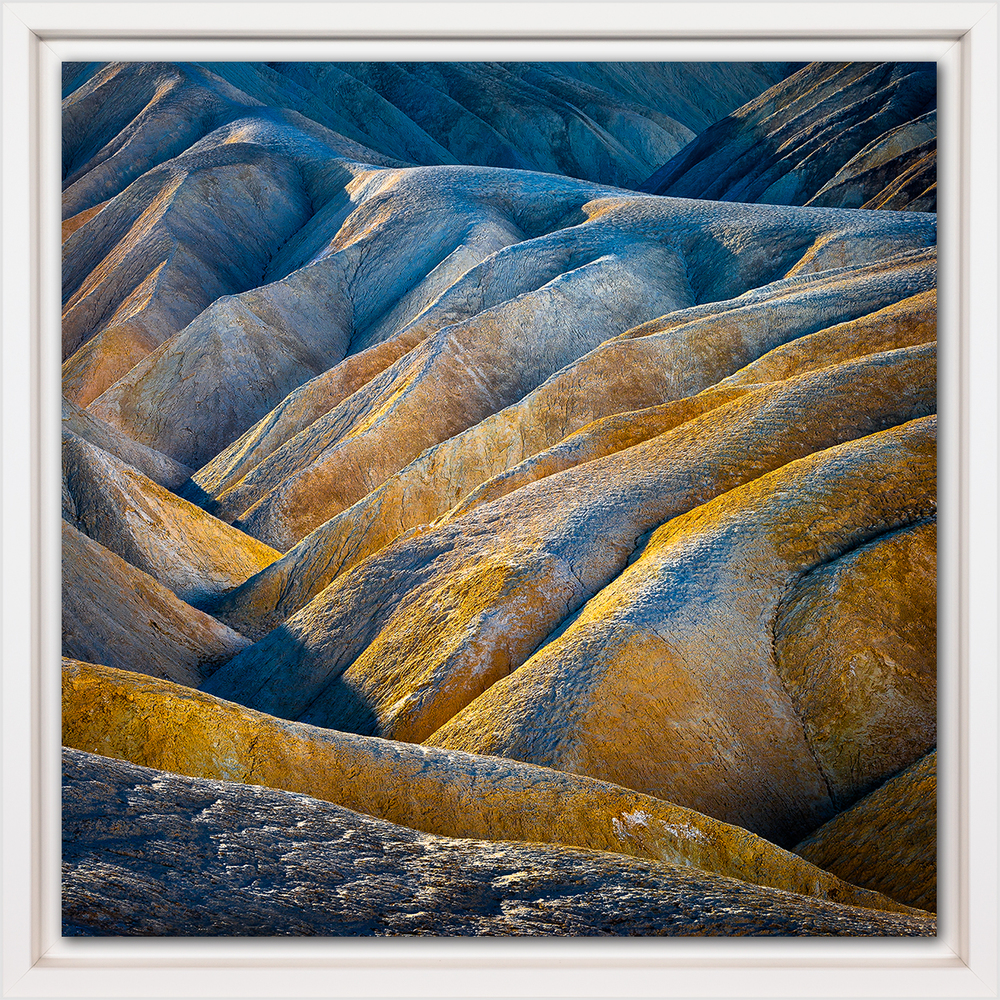 Blue Dawn - Death Valley Collection