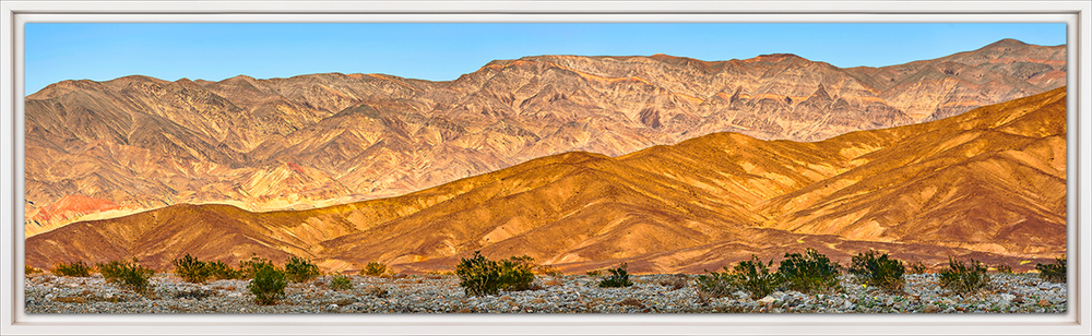 Roadside, Last Light   from Death Valley National Park