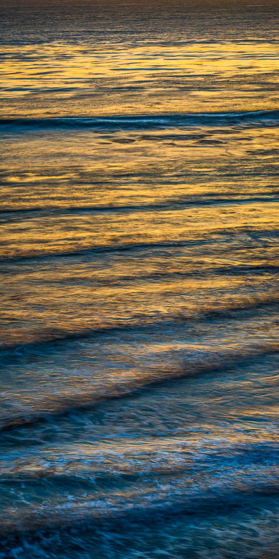 Ellwood Beach, Sunset