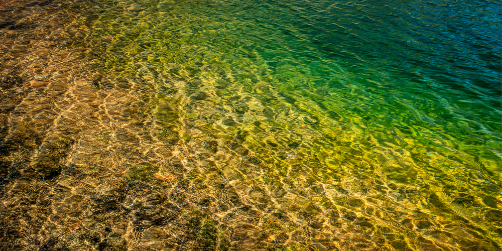 Ottoway Lake Rainbow
