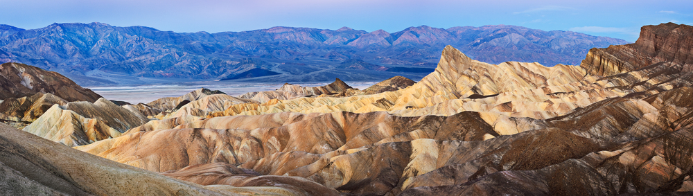 Zabriskie Point, Dawn