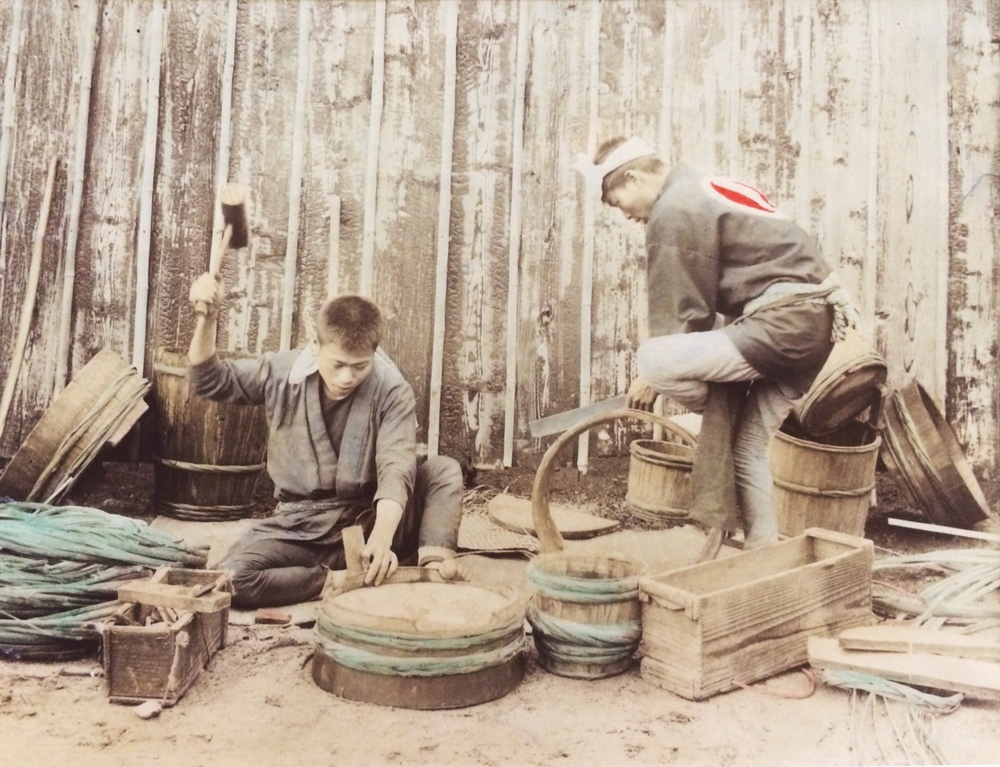 Barrel Makers