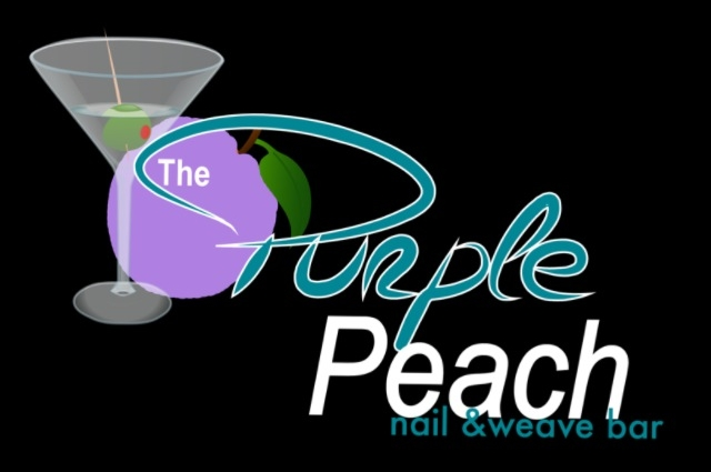 The Purple Peach Nail & Weave Bar