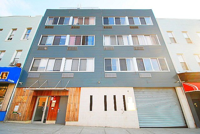 CCM purchased this Bushwick property in 2007 and was the developer on the ground up construction of this 15 unit condo building.