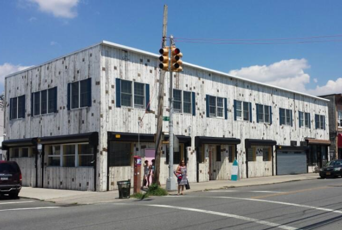 CCM purchased this site in 2012. It is a mixed use space with 8 residential units on the second floor to be converted to hotel space and Bar/Retail at ground level. It is 7,050 gross square feet with 5,000 square feet of retail space.