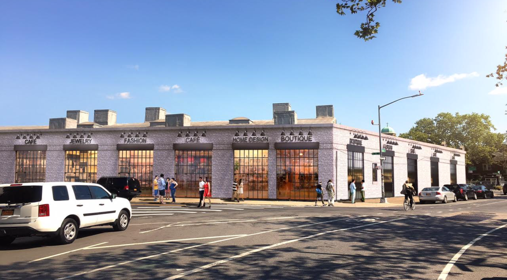 CCM purchased this 32,000 SF warehouse in North Williamsburg in 2017. CCM is currently developing the site into multiple smaller retail bays. The site is expected to be completed in