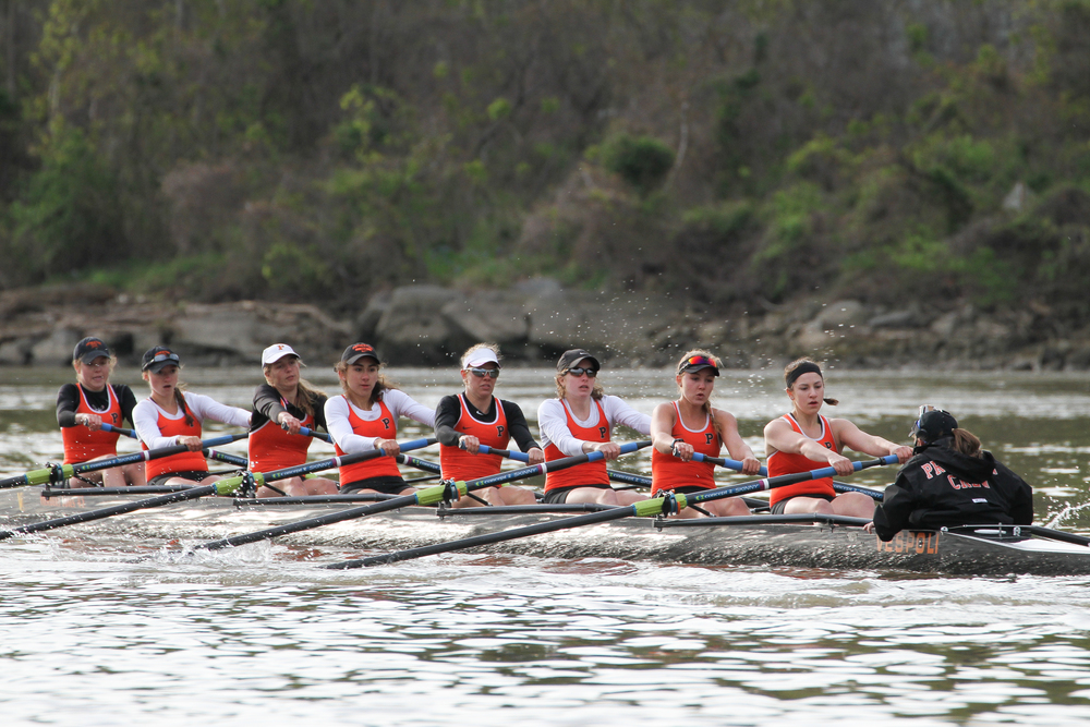 The 1v races on the Potomac river