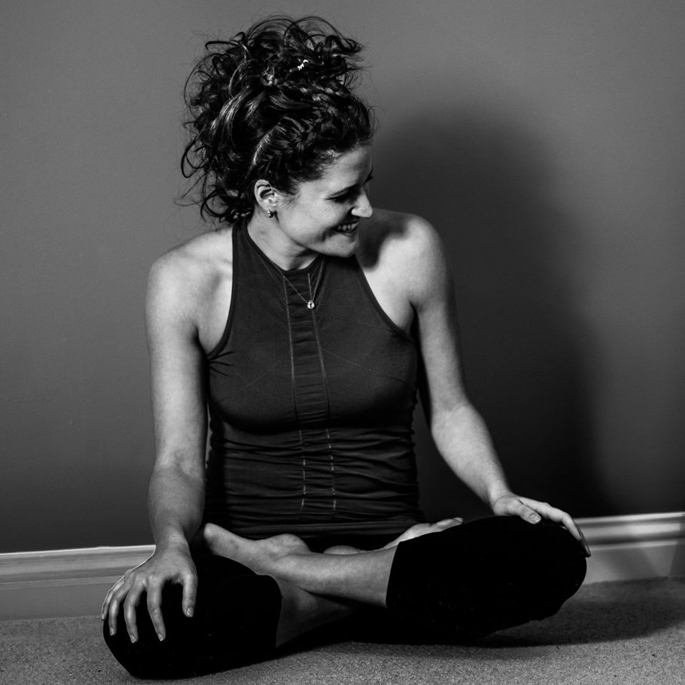 Yoga Teacher Molly Robertson wearing Wanderlust Life | Image: Robin Beer Photography