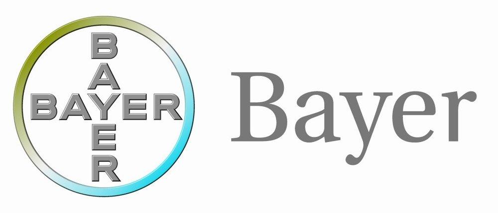 Custom cartoons created for Bayer