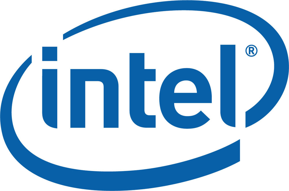 Custom cartoons created for Intel Corporation