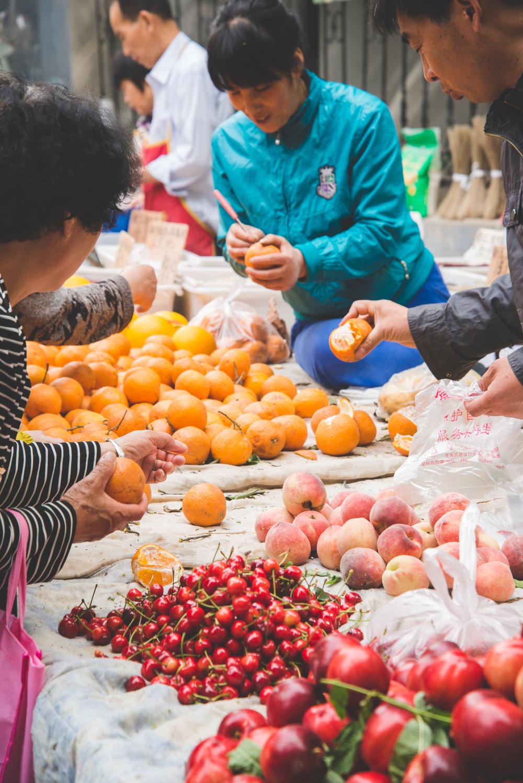 Beijing Farmer's Market