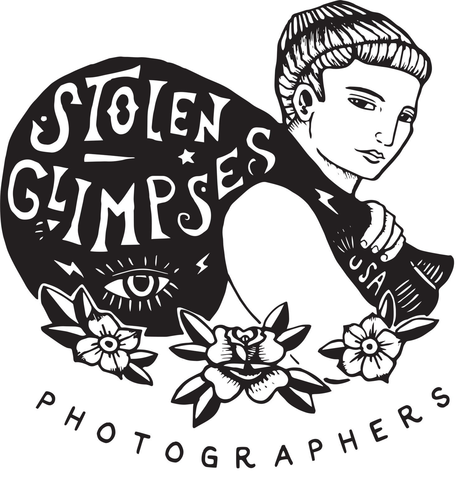 Seattle Wedding Photographers: Stolen Glimpses