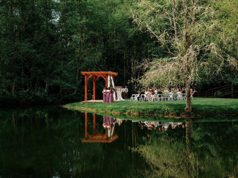 The Siler Wedding - Venue: Cedar Springs