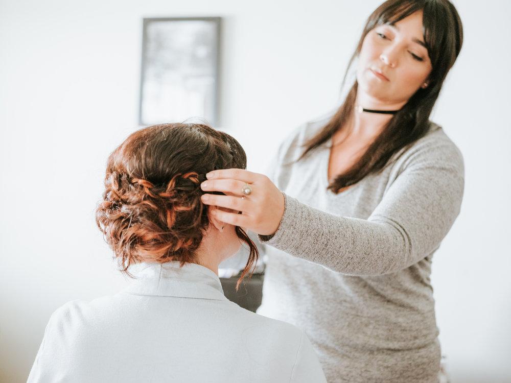 Angela Rodriguez - Hair & Makeup