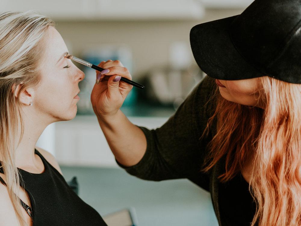 Isabel Boyd - Makeup Artist