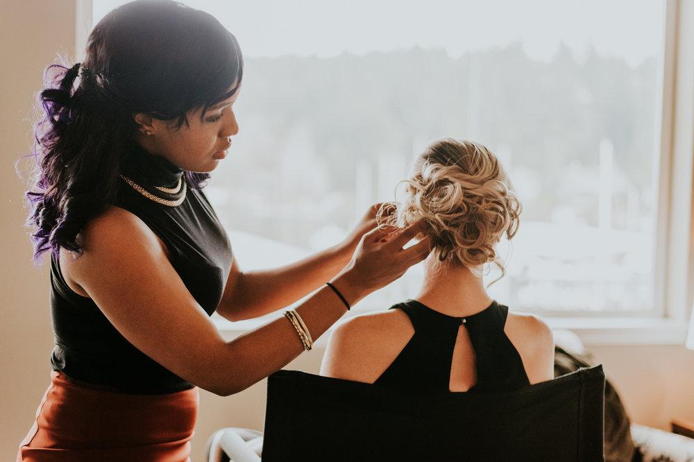 Alexandra Victoria - Hair Stylist
