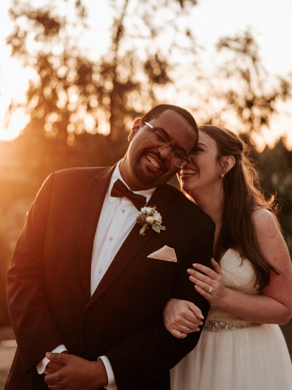 not your grandma's wedding photographer -