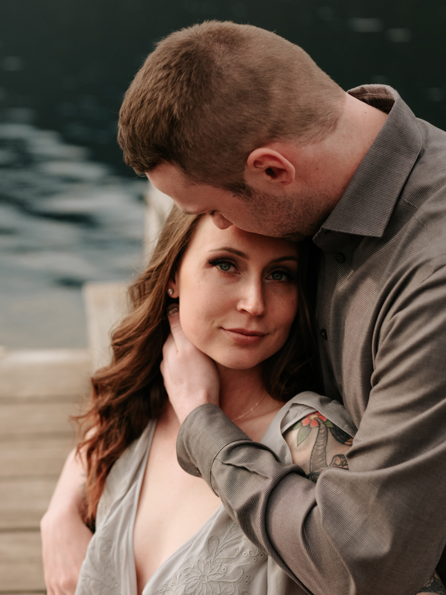 Stolen Glimpses Seattle Wedding Photographer Lake Crescent Engagement Session 42.jpg