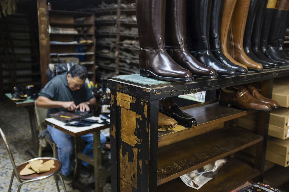 As famosas botas Busso