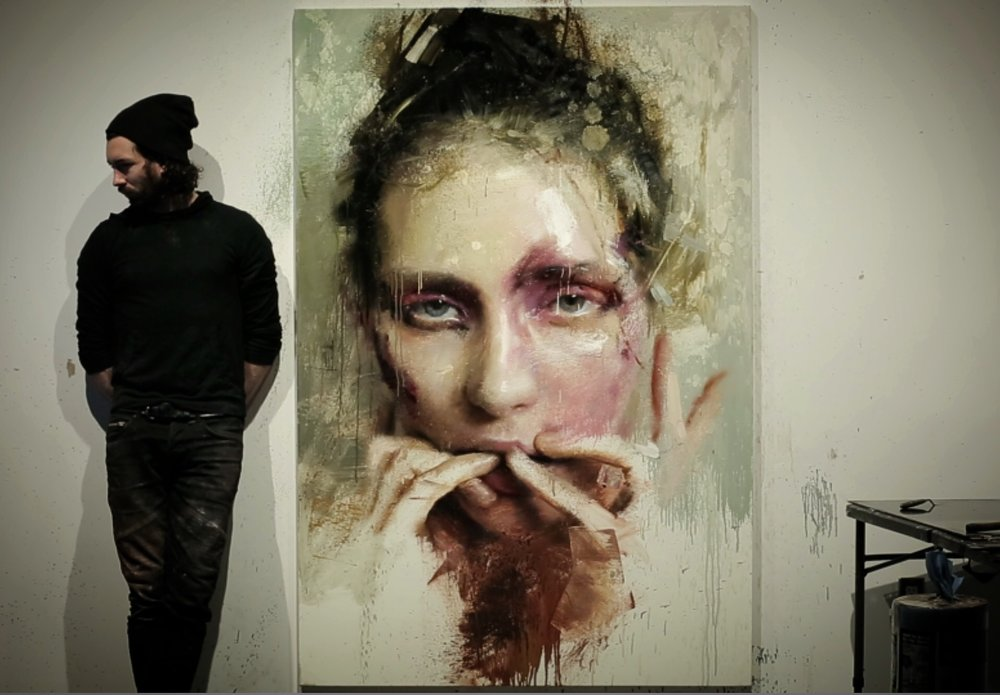 Art by Casey Baugh |  caseybaugh.com
