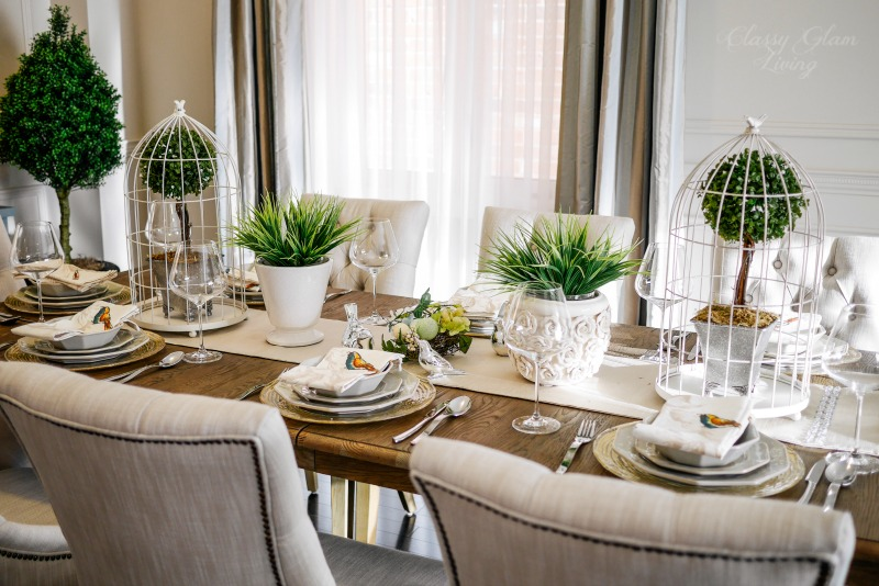 Coffee Theory Of Creating A Tablescape Classy Glam Living