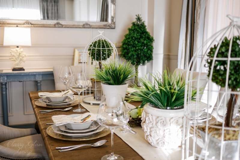 Coffee Theory of Tablescape | Classy Glam Living