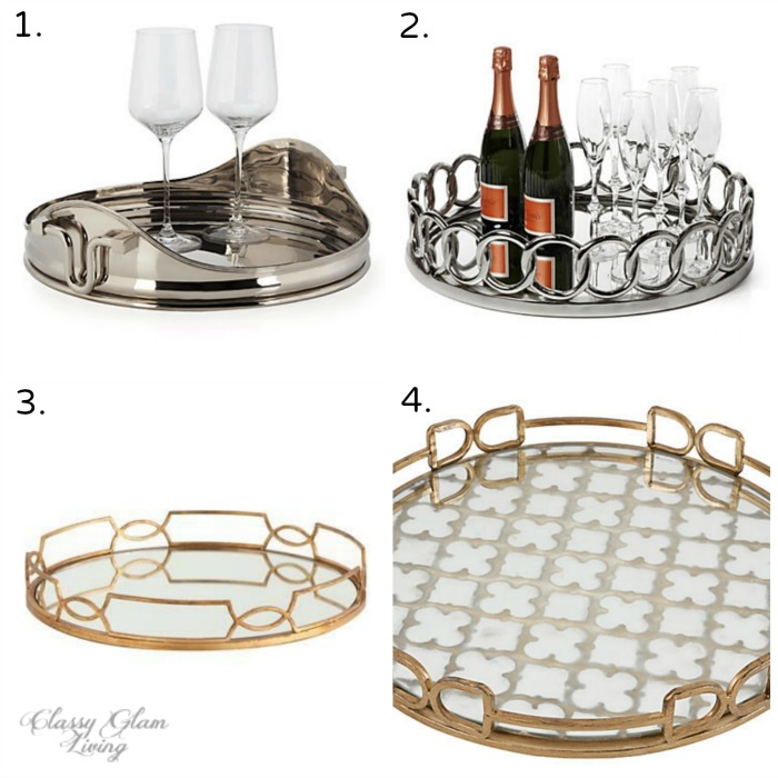 Tray Styling | Classy Glam Living