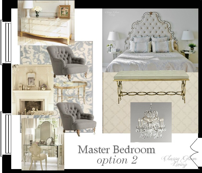 Would 39 Ve Could 39 Ve Series Master Bedroom Classy Glam Living