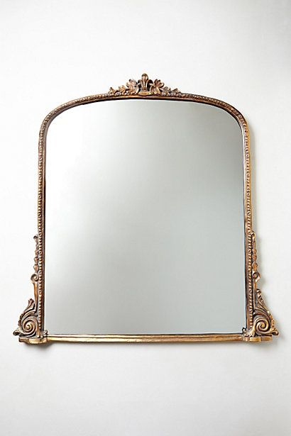 Gleaming Primrose Mirror |   Anthropologie
