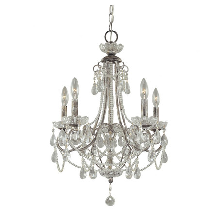 Veronica Mini Chandelier | Joss & Main