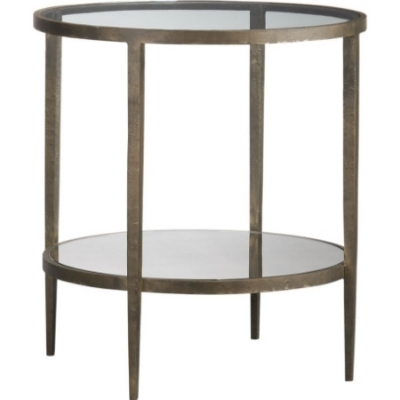 Clairemont Side Table |  CRATE & BARREL