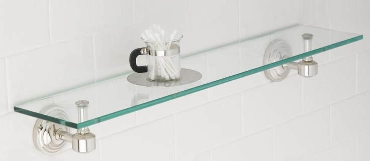 Source:  emily bathroom glass shelf