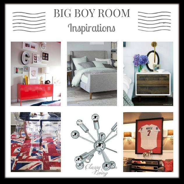Big Boy Room Inspirations | Classy Glam Living